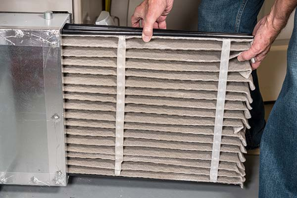 Furnace - Filter - Cleaning - Sanitizing - Disinfection - Moose Jaw